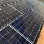 滋賀県 太陽光設置工事(京都 滋賀 電気工事 太陽光 蓄電池 エコキュート オール電化 Ⅴ2H ルミタス)